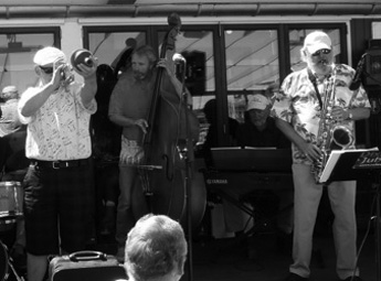 Dixieland Jubilees, På Havnen 2012